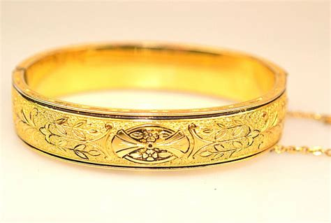 hayward victorian revival gold filled taille depargne