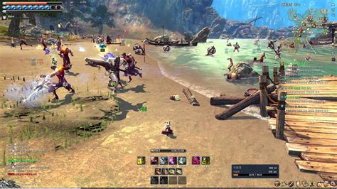 Blade And Soul Wallpaper Blade Soul Online Level 40 Faction Pvp And Pve Warzone Gameplay Youtube