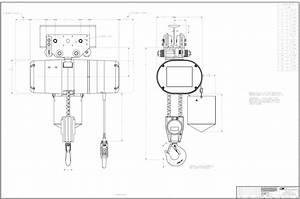 Product Code 5212p  Cm Lodestar Xl Electric Chain Hoist  230  460