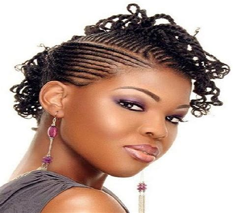 hair elastics braid hairstyle 2014 for american