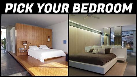 bedroom design suits  personality interior