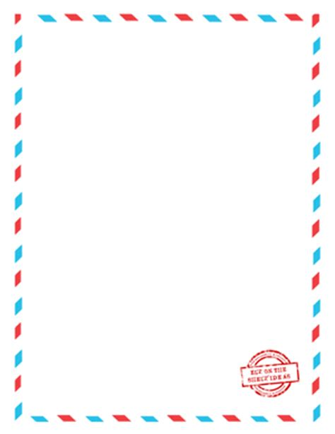 elf letter template printable christmas printables