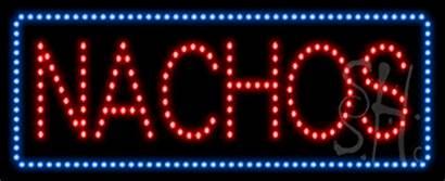 Animated Nachos Led Neon