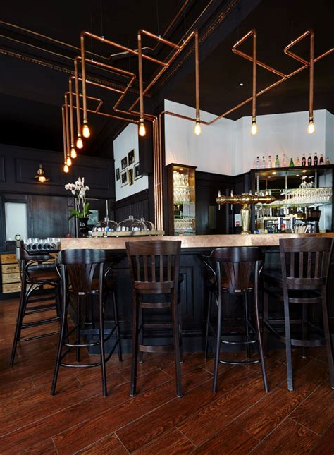 Wine Bar Design by 187 Les Innocents Wine Bar Restaurant By Les Agenceurs
