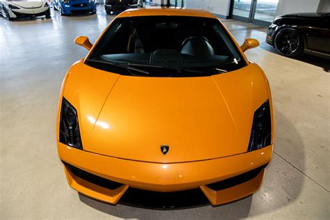 Used 2009 Lamborghini Gallardo LP560-4 For Sale ($119,900 ...