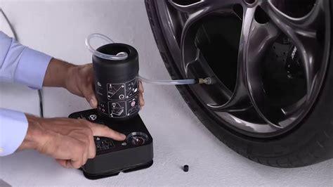 tire repair kit   giulia  alfa romeo usa youtube