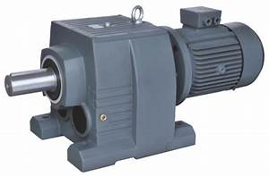 China Helical Gear Reductor    Gearbox  Ar17-167
