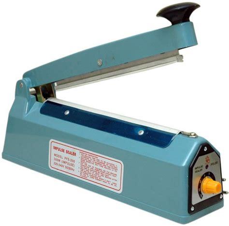 hand impulse sealer machine sts supplyco wll