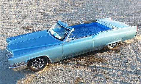 Tub Car by 1969 Cadillac De Ville Tub Car Cool Material