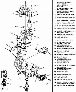 Chevy S10 Throttle Body Diagram