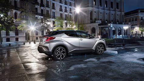 Toyota Chr Hybrid 4k Wallpapers by 2017 Toyota C Hr Suv 2 Wallpaper Hd Car Wallpapers Id