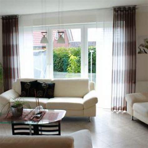 gardinen ideen wohnzimmer moderne wohnzimmer gardinen