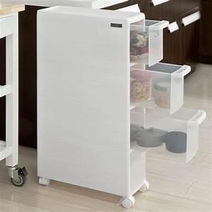 Rangement Tiroir Cuisine : chariot rangement cuisine achat vente chariot ~ Melissatoandfro.com Idées de Décoration