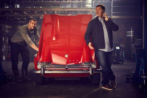 Wheeler Dealers: Motoring's restoration men are back for a ...