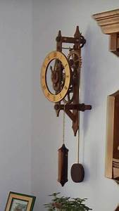 Wooden Gear Clock - FineWoodworking
