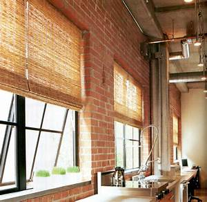 Woven Wood  Bamboo Blinds