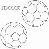 Soccer Coloring Pages Balls Printable Ball Momjunction Sports Colouring Printables Bestcoloringpagesforkids Football Little Ones Da Play Goal Playing Player sketch template