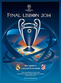 Follow all the action with bein sports. 2014 UEFA Champions League Final - Wikipedia