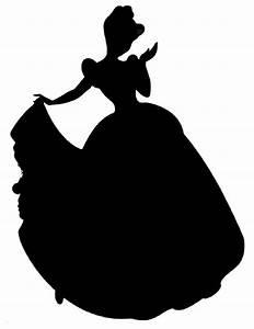 Silhouette Cinderella - for pumpkin | Fun Stuff ...