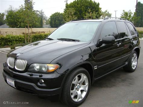 2004 Bmw X5  Information And Photos Zombiedrive