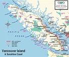 To Courtenay/Comox/Mt. Washington, Vancouver Island ...