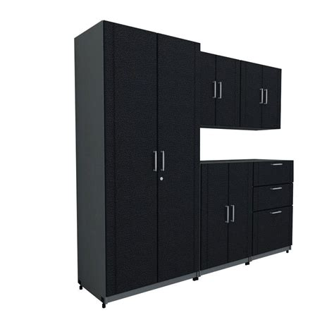 closetmaid garage closetmaid 80 in w x 73 25 in h x 18 75 in d basic