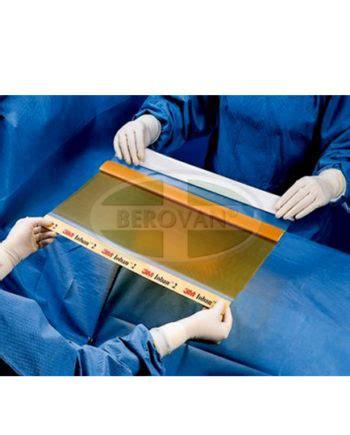 3m Surgical Drapes - 3m ioban 2 antimicro drape 6640 berovan