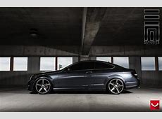 Vossen CV3R on Mercedes C Class Coupe Prestige Wheel