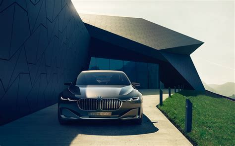 Luxury Wallpaper by Bmw Vision Future Luxury Car Wallpapers Hd Wallpapers