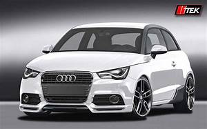 Audi A1 Urban Sport : image 1 of 12 overall front 3 4 view caractere body kit styling for the audi a1 ~ Gottalentnigeria.com Avis de Voitures