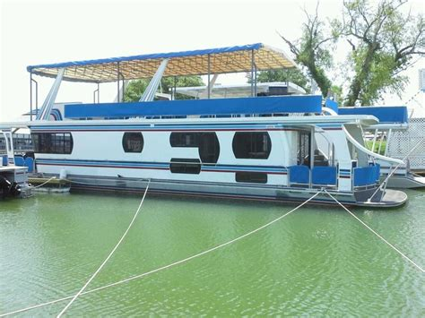Craigslist Boats For Sale Rockport Texas by 1996 1996 Jamestown Houseboat Located In Texas For Sale