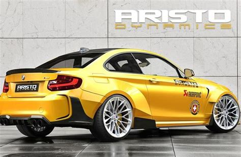Bmw M2 Cs With 400 Horsepower Rumored For 2018