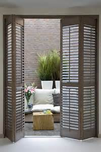 Patio Door Window Treatment Ideas by Interior Shutters Why They Are A Must Have In Your Home