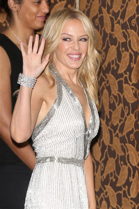 Kylie Minogue - Launch of 'Kylie On Stage' in Melbourne ...