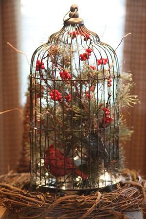 christmas bird cages tracy s trinkets and treasures themed christmas table pt 1 chair covers and the bird cage