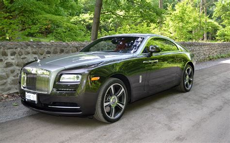 2017 Rollsroyce Wraith Base Specifications  The Car Guide