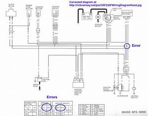 Crf230f Wiring Diagram - Crf 150  230 F  L