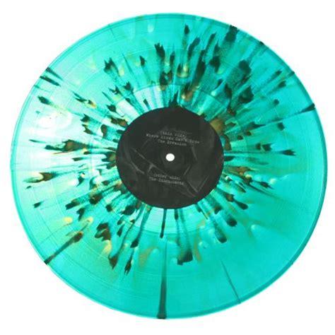 splatter color vinyl record records pinterest vinyls