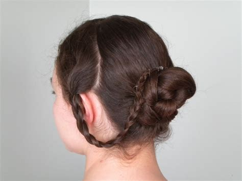 Braided Victorian Hairstyle