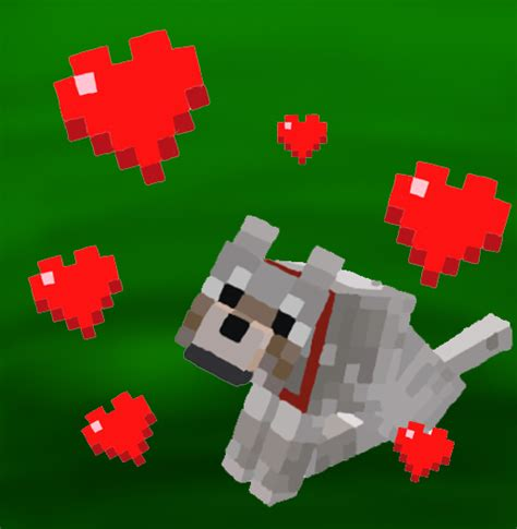 Image result for minecraft wolf