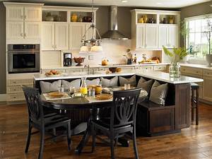 Island Bench Kitchen Table - Modern Home Exteriors