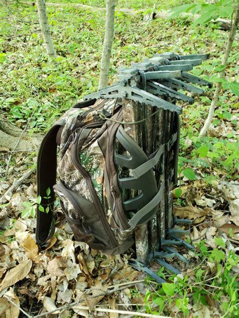 saddle sticks hunting packing