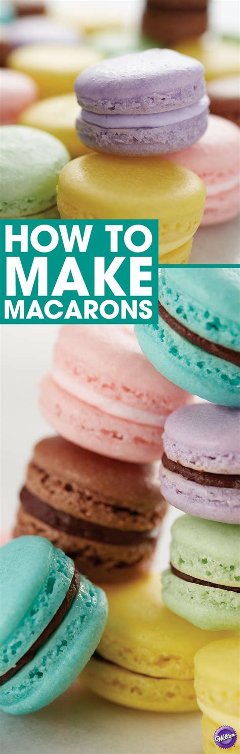 how to make macaroons 17 best ideas about how to make macaroons on pinterest making macarons how to make macarons
