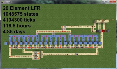 minecraft redstone l recipe clock circuit official minecraft wiki