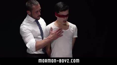 Mormon Twink Spied And Pounded Teenager Pounding By Bad Ripped Grandpa Bareback Mormon