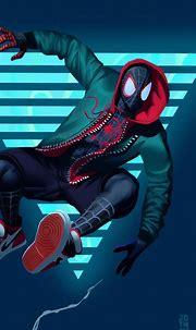 Miles Morales Artwork, HD Superheroes Wallpapers Photos ...