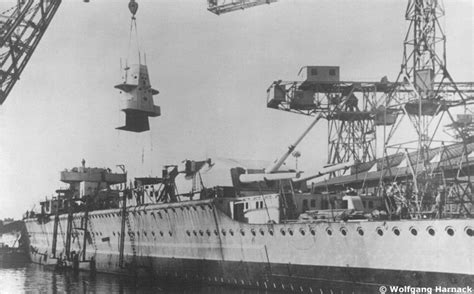 Admiral Graf Spee - Gallery - Fitting-out