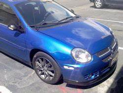 NEONIZED 2005 Dodge Neon Specs s Modification Info