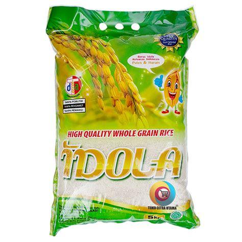 Beras Hoki Premium 5 Kg beras idola premium 5 kg citra utama sembako