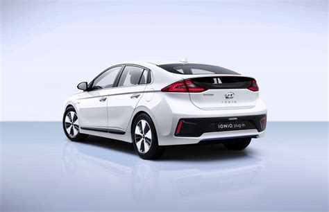 2017 Hyundai Ioniq Electric Priced In The Uk From 24495